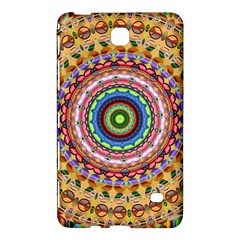 Peaceful Mandala Samsung Galaxy Tab 4 (7 ) Hardshell Case  by designworld65