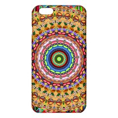 Peaceful Mandala Iphone 6 Plus/6s Plus Tpu Case by designworld65