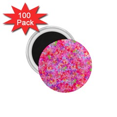 The Big Pink Party 1 75  Magnets (100 Pack)  by designworld65