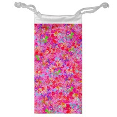 The Big Pink Party Jewelry Bag by designworld65