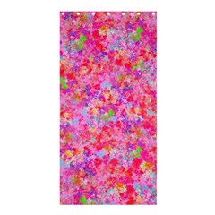 The Big Pink Party Shower Curtain 36  X 72  (stall)  by designworld65