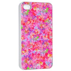 The Big Pink Party Apple Iphone 4/4s Seamless Case (white) by designworld65