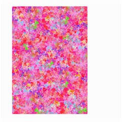 The Big Pink Party Large Garden Flag (two Sides) by designworld65