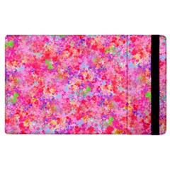 The Big Pink Party Apple Ipad 2 Flip Case by designworld65