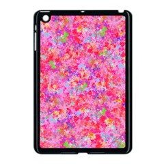 The Big Pink Party Apple Ipad Mini Case (black) by designworld65