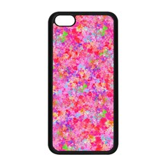 The Big Pink Party Apple Iphone 5c Seamless Case (black) by designworld65