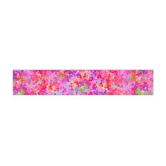 The Big Pink Party Flano Scarf (mini) by designworld65
