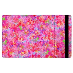 The Big Pink Party Apple Ipad Pro 9 7   Flip Case by designworld65