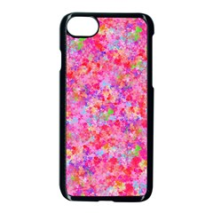The Big Pink Party Apple Iphone 7 Seamless Case (black) by designworld65