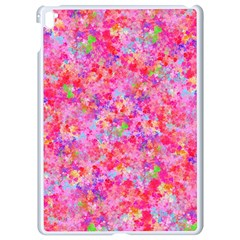 The Big Pink Party Apple Ipad Pro 9 7   White Seamless Case by designworld65