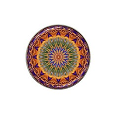 Powerful Mandala Hat Clip Ball Marker (10 Pack) by designworld65