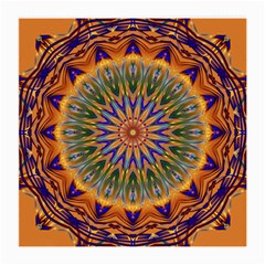Powerful Mandala Medium Glasses Cloth (2 Side) by designworld65