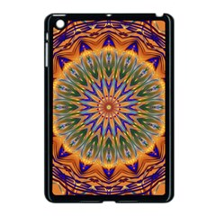 Powerful Mandala Apple Ipad Mini Case (black) by designworld65