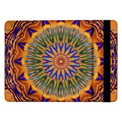 Powerful Mandala Samsung Galaxy Tab Pro 12 2  Flip Case by designworld65