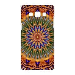 Powerful Mandala Samsung Galaxy A5 Hardshell Case  by designworld65