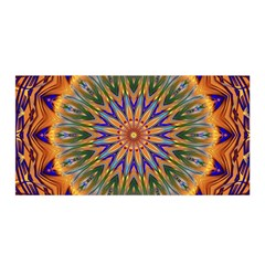 Powerful Mandala Satin Wrap by designworld65