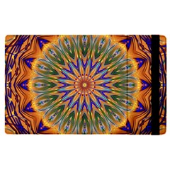 Powerful Mandala Apple Ipad Pro 9 7   Flip Case by designworld65