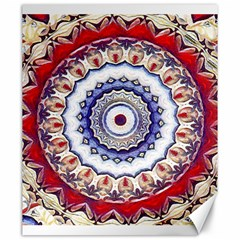 Romantic Dreams Mandala Canvas 20  X 24   by designworld65