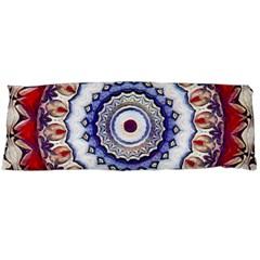 Romantic Dreams Mandala Body Pillow Case Dakimakura (two Sides) by designworld65