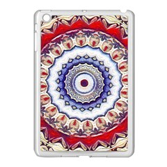 Romantic Dreams Mandala Apple Ipad Mini Case (white) by designworld65