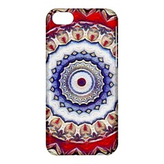 Romantic Dreams Mandala Apple Iphone 5c Hardshell Case by designworld65