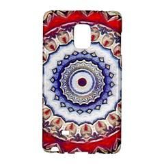 Romantic Dreams Mandala Galaxy Note Edge by designworld65