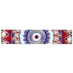 Romantic Dreams Mandala Flano Scarf (small) by designworld65