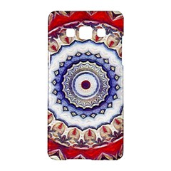 Romantic Dreams Mandala Samsung Galaxy A5 Hardshell Case  by designworld65