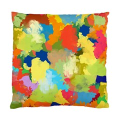 Summer Feeling Splash Standard Cushion Case (two Sides) by designworld65