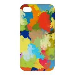 Summer Feeling Splash Apple Iphone 4/4s Premium Hardshell Case by designworld65