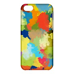 Summer Feeling Splash Apple Iphone 5c Hardshell Case by designworld65