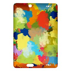 Summer Feeling Splash Amazon Kindle Fire Hd (2013) Hardshell Case by designworld65