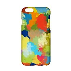 Summer Feeling Splash Apple Iphone 6/6s Hardshell Case by designworld65