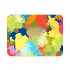 Summer Feeling Splash Double Sided Flano Blanket (mini)  by designworld65