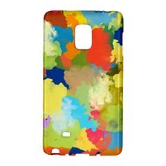 Summer Feeling Splash Galaxy Note Edge by designworld65