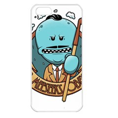 Meeseeks Apple Iphone 5 Seamless Case (white) by quirogaart