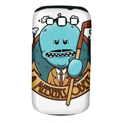 Meeseeks Samsung Galaxy S Iii Classic Hardshell Case (pc+silicone) by quirogaart