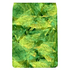Green Springtime Leafs Flap Covers (l)  by designworld65