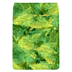 Green Springtime Leafs Flap Covers (s)  by designworld65