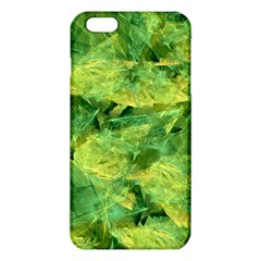 Green Springtime Leafs Iphone 6 Plus/6s Plus Tpu Case by designworld65