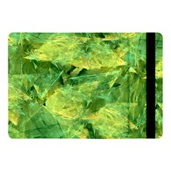 Green Springtime Leafs Apple Ipad Pro 10 5   Flip Case by designworld65