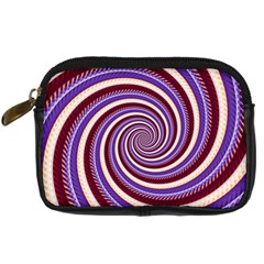 Woven Spiral Digital Camera Cases by designworld65