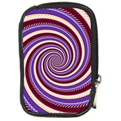 Woven Spiral Compact Camera Cases by designworld65