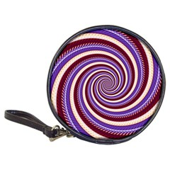 Woven Spiral Classic 20 Cd Wallets by designworld65