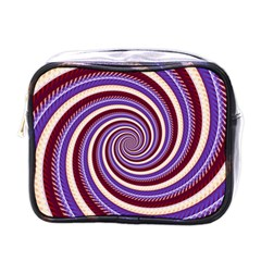 Woven Spiral Mini Toiletries Bags by designworld65