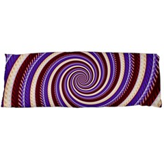 Woven Spiral Body Pillow Case (dakimakura) by designworld65
