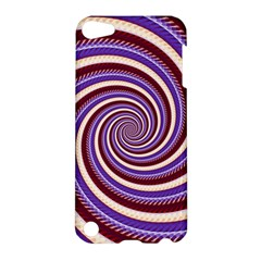 Woven Spiral Apple Ipod Touch 5 Hardshell Case