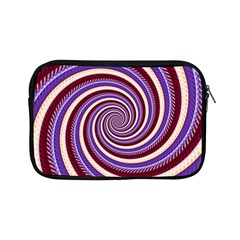Woven Spiral Apple Ipad Mini Zipper Cases by designworld65