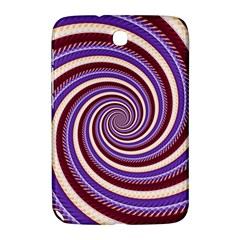 Woven Spiral Samsung Galaxy Note 8 0 N5100 Hardshell Case  by designworld65