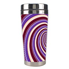 Woven Spiral Stainless Steel Travel Tumblers by designworld65